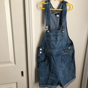 BDG Short Overalls Size XS